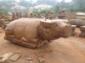 大理石动物石雕 石牛 仿古园林景观